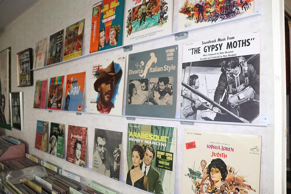 レコード社本店店内3
